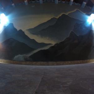 Mural Montañas.